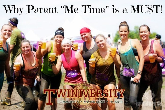 """Why Parent """"Me Time"""" is a MUST!"""