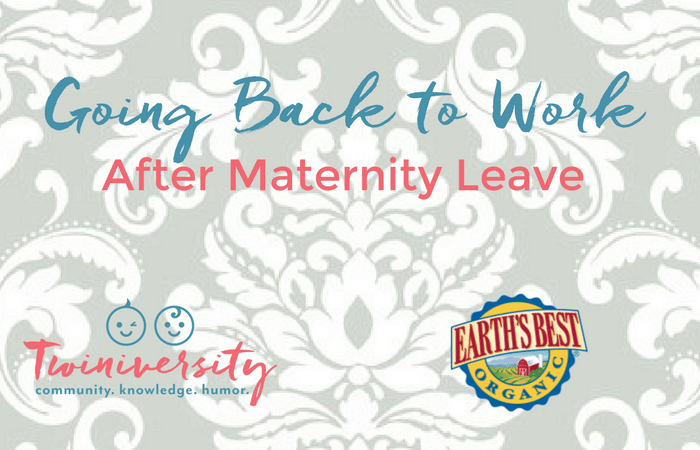 after maternity leave