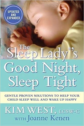 gentle sleep coaching book