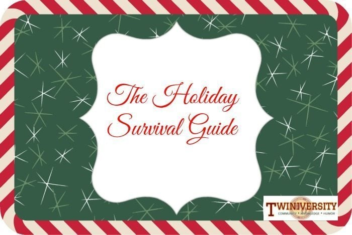 The Parent's Holiday Survival Guide