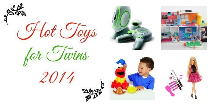 Hot Toys For Twins 2014