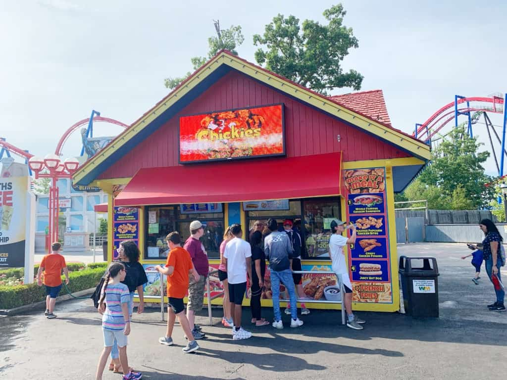 Chickies at Six Flags Great Adventure Six Flags ticket prices