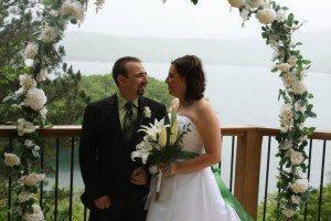 Toni and her husband