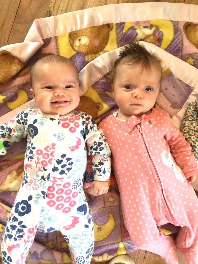 infant twins How to Get Me Time