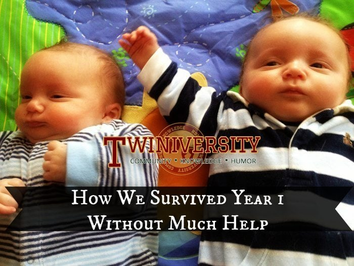 How We Survived Year 1 Without Much Help