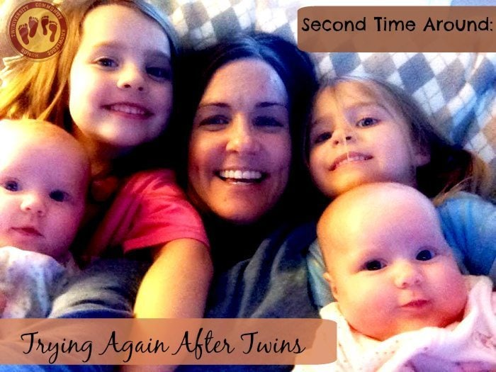 The Second Time Around: Trying For Another Baby After Twins