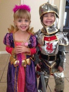 Princess and Knight