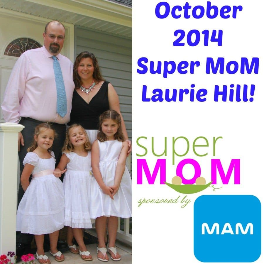 Super MoM Laurie Hill