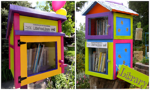 how you can help little free library