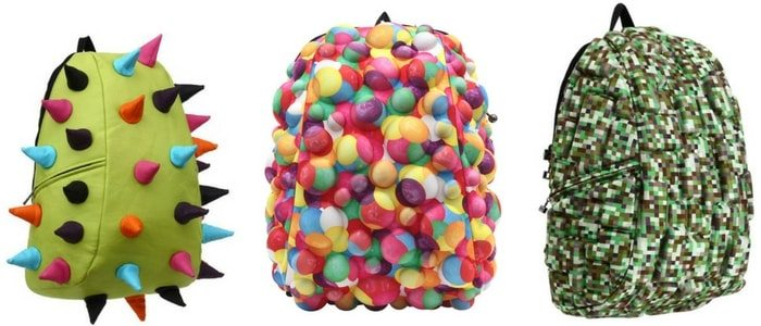 school backpacks madpax backpack