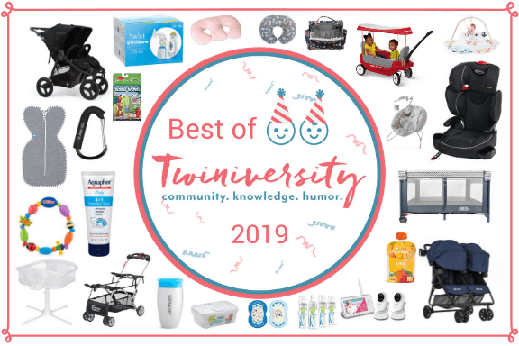 Best of Twiniversity awards 2019