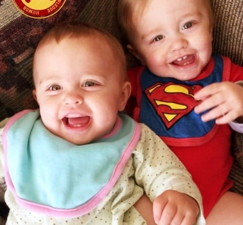 infant twins Abusive Marriage