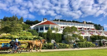 Mission Point Resort Mackinac Island Lodging