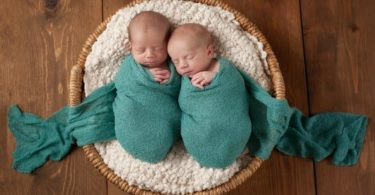 caring for twins