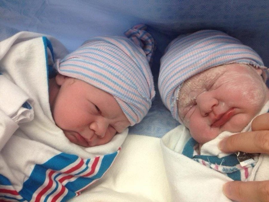 For Your Twins Birth Plan, Flexibility is Key