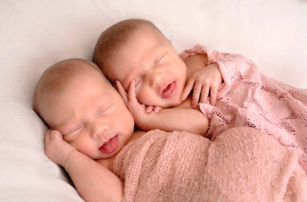 newborn twin girls twin girl names