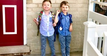 twin boys Should I Separate My Twins in School