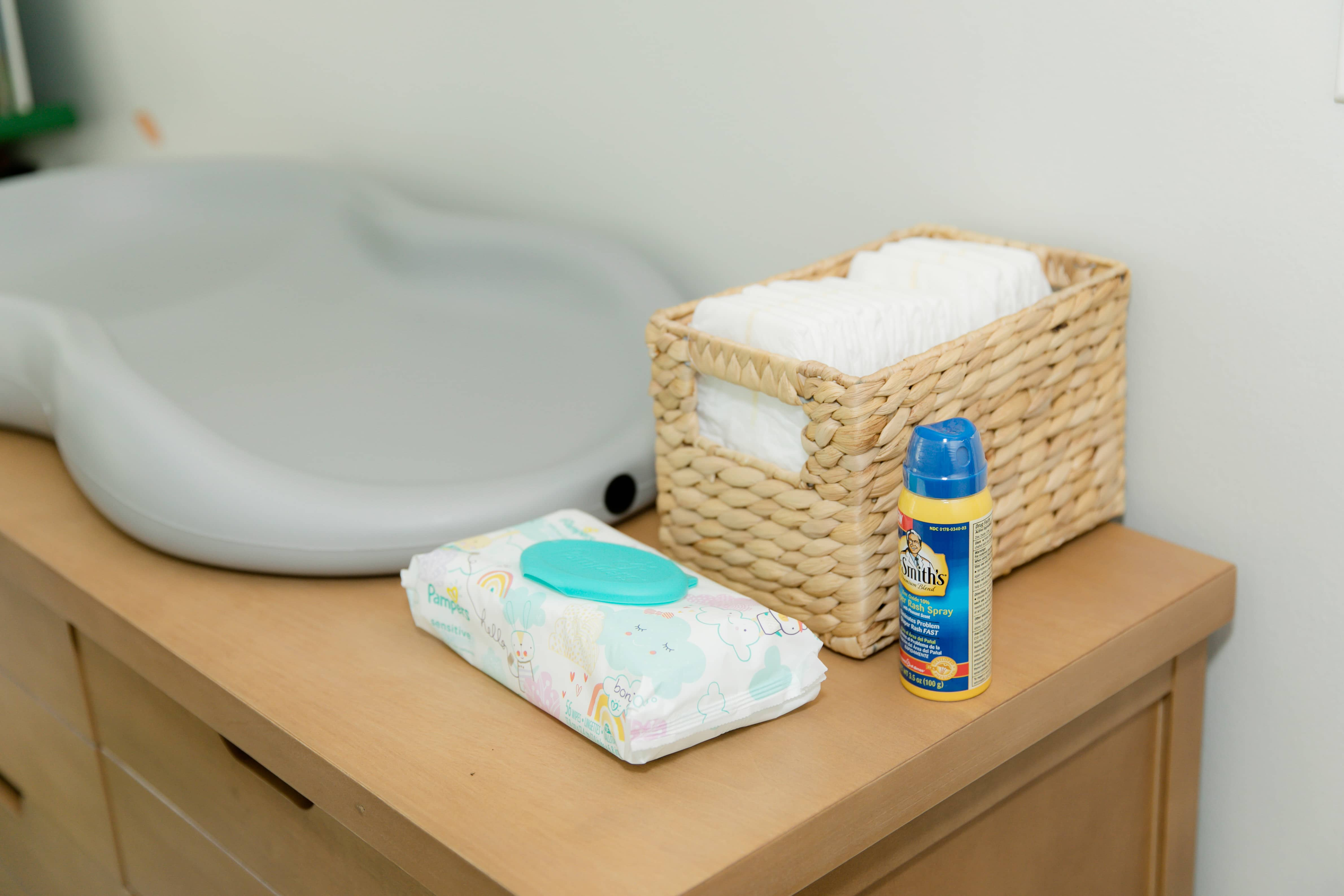 baby changing table nursery planning tips for twins