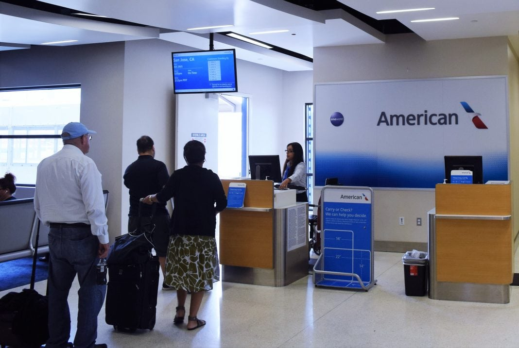 American Airlines Stroller Policy Unfair To Twin Families