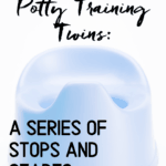 potty training twins