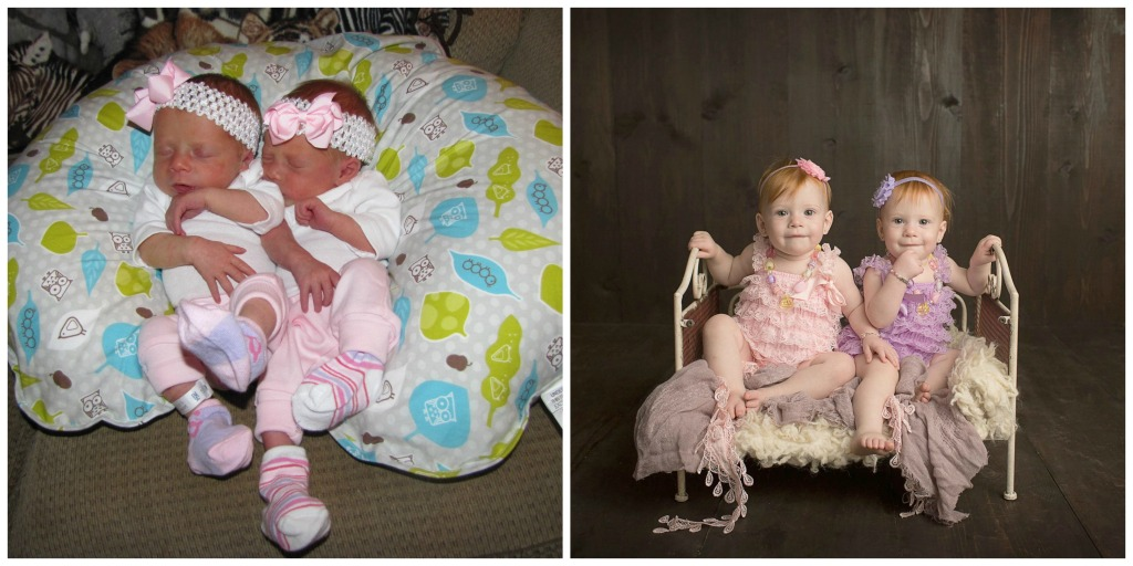 Born at 36w4d weighing 4 lbs 8 oz and 5 lbs 3 oz. When left the hospital 3 days later they weighed 4 lbs 3 oz and 4 lbs 15 oz. No need for NICU were healthy!! Now happy and healthy almost 14 month olds!