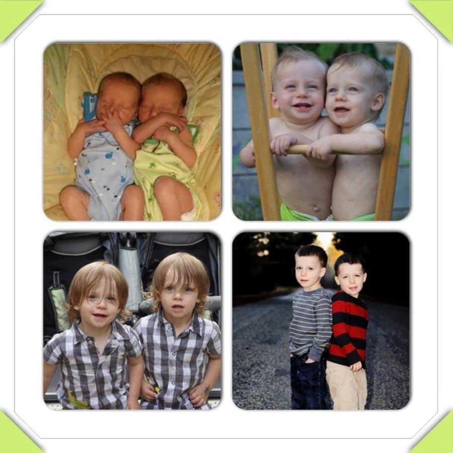 My boys came at 34wks 5 days. We were blessed with no NICU.