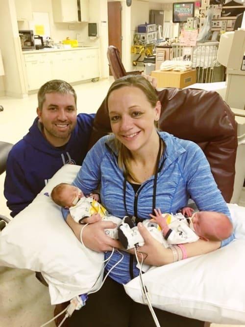 parent of preemies