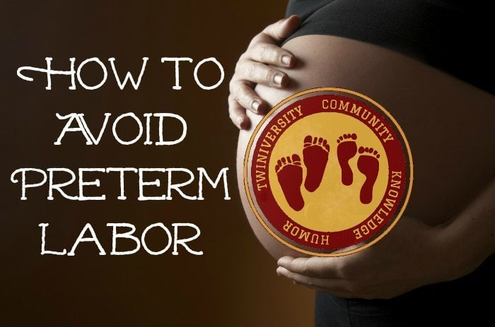 How to Avoid Preterm Labor