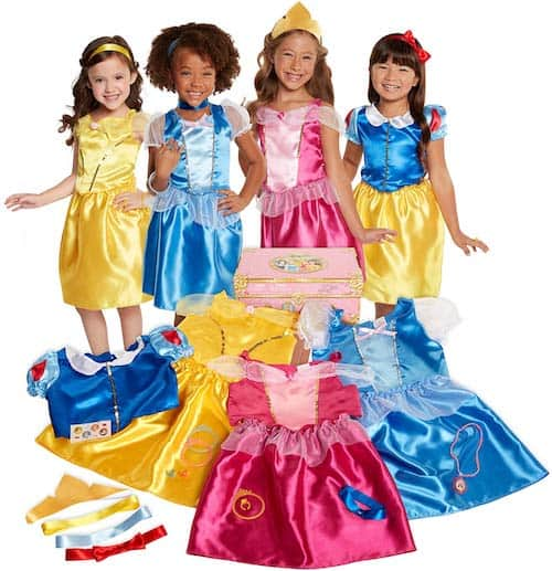 princess dresses toys that twins can share