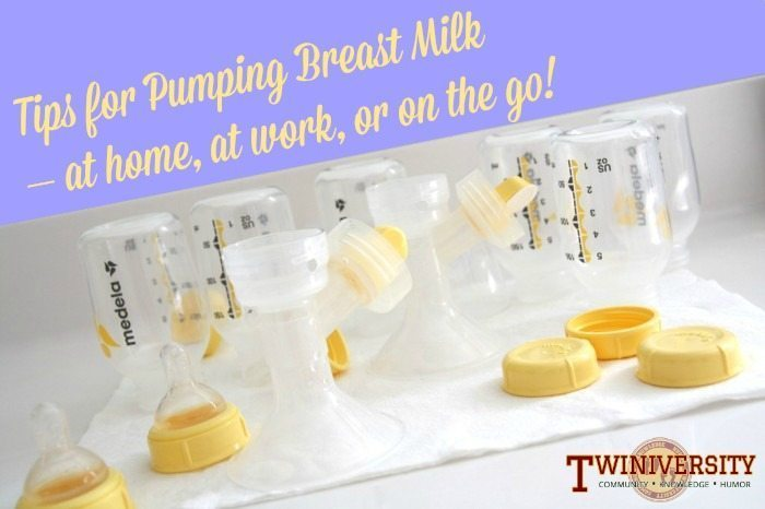 breast pump tips
