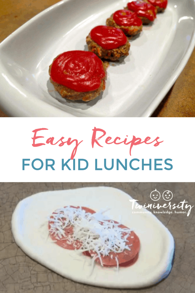 recipes for kid lunches