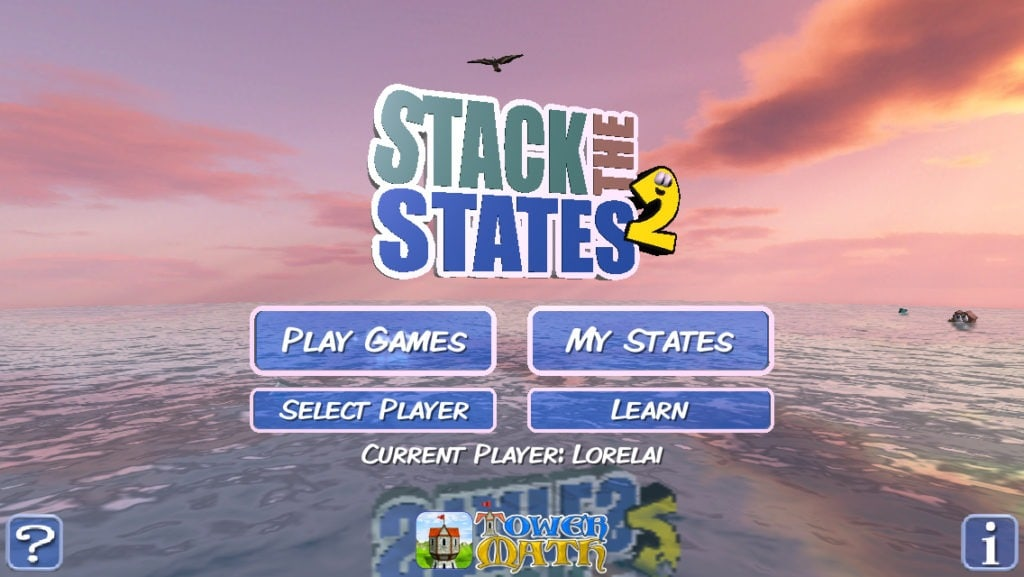 stack the states 2 game Apps for Ages 2-6