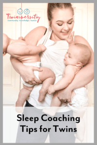 Gentle Sleep Coaching for Twins from The Sleep Lady