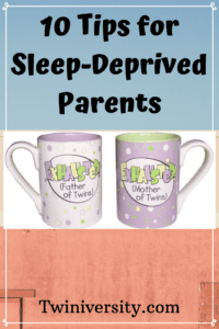 10 Tips for Sleep-Deprived Parents