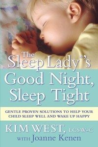 sleep lady book