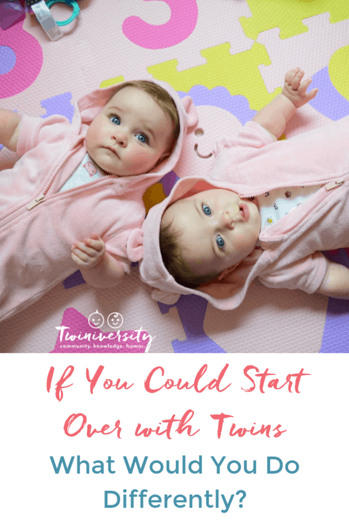 start over with twins