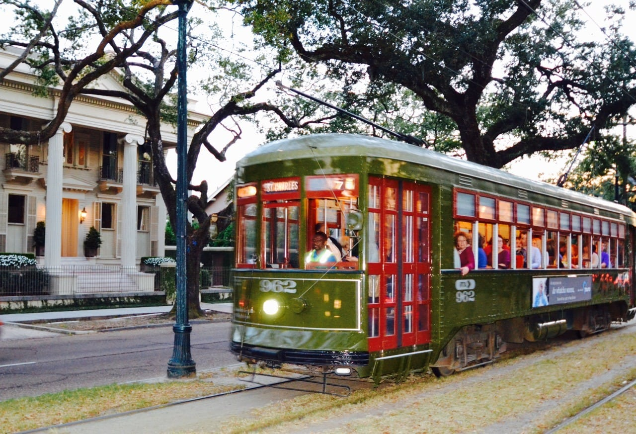 new orleans streetcar family vacation destinations