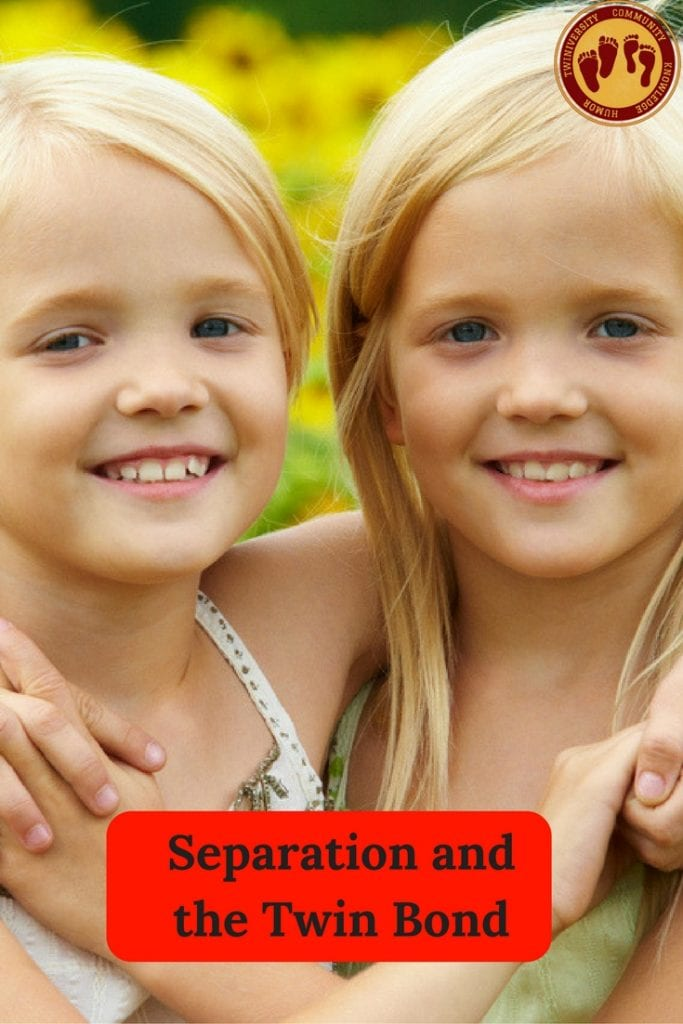 separation and the twin bond