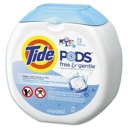 tide free and clear pods - Twiniversity