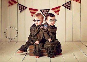 Maverick & Goose from Top Gun