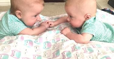 tummy time twins first day home schedule