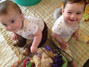 twin home birth