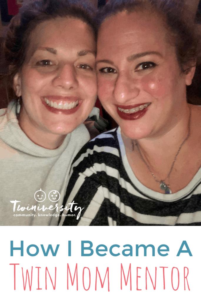 twin mom mentor