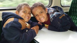 twinsboysfiveyears