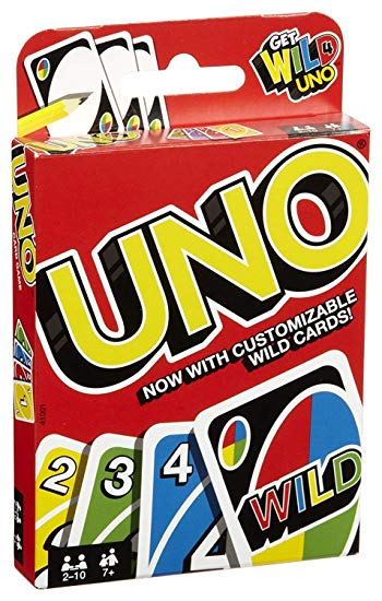 uno game stocking stuffers for kids