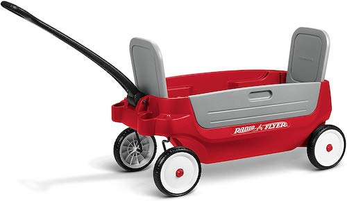 radio flyer wagon toys that twins can share
