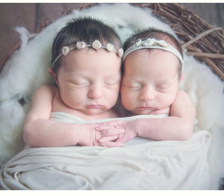 The First Year with Twins Week 1