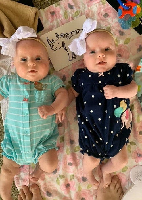 The First Year with Twins Week 11 and 12