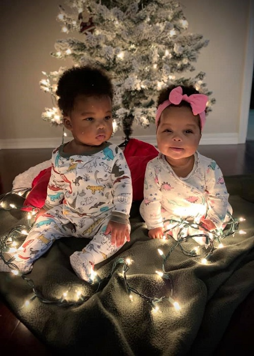 The First Year with Twins 7 Months Old