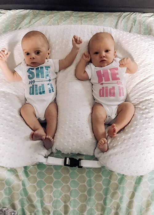Twins week 9 and 10